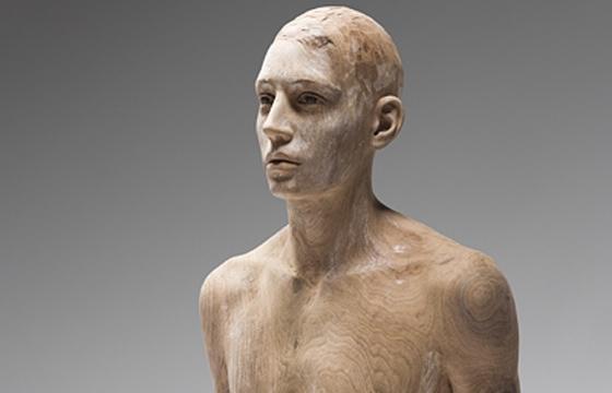 Juxtapoz Magazine Wooden Sculptures By Bruno Walpoth