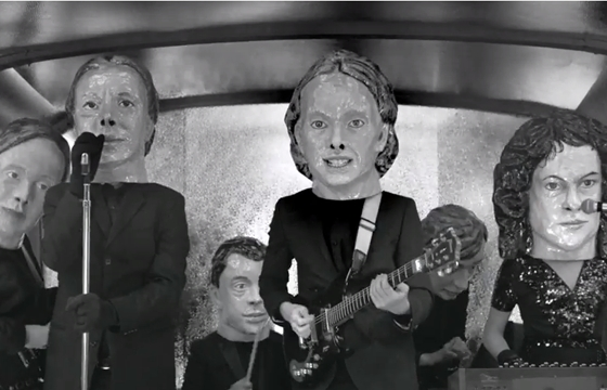 "Music Video: Arcade Fire ""Reflektor"" dir by Anton Corbijn"