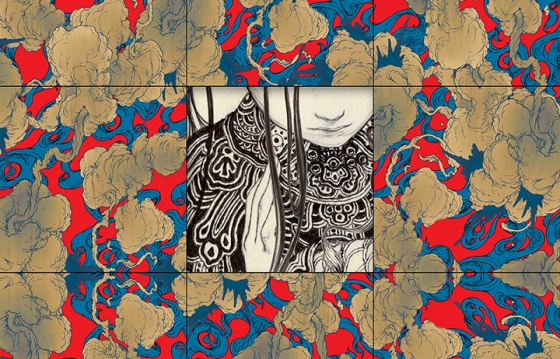 Juxtapoz Magazine James Jean X Powwow At Complexcon