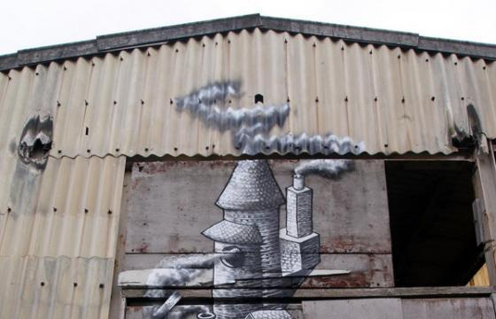 "'The Passage"" by Phlegm"
