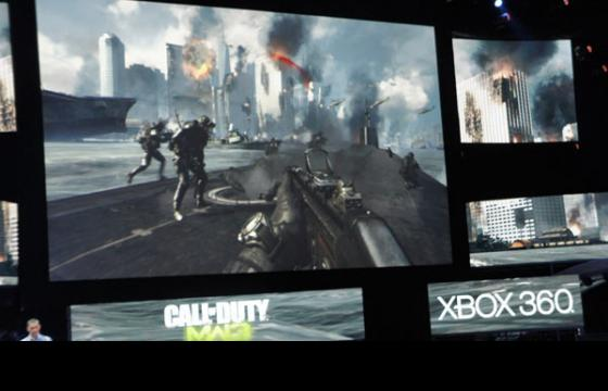E3 2011 Coverage: Microsoft XBOX 360 Press Conference