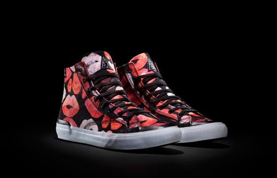 Huf x Voutsa Limited-Edition Classic Hi