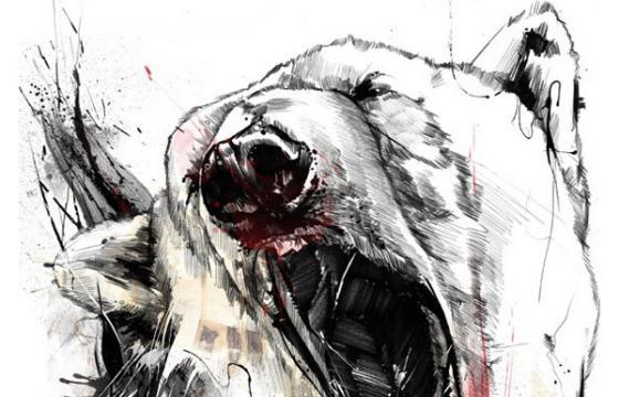 Russ Mills Illustration