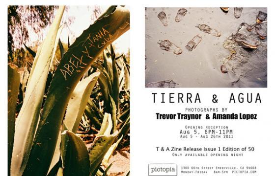 Tierra & Agua: Photographs by Trevor Traynor and Amanda Lopez at Pictopia