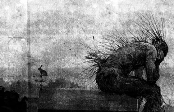 A Monster Calls: Book Illustrations by Jim Kay
