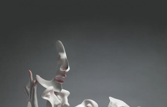 Dissolving Sculptures by Unmask