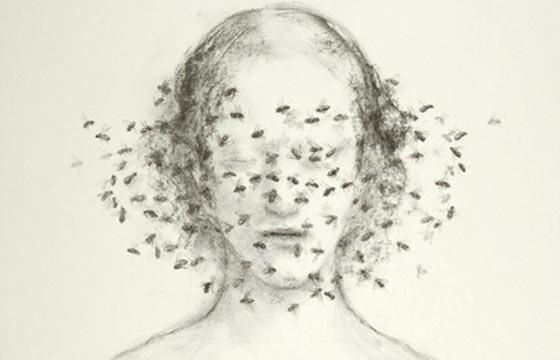 Drawings by Juul Kraijer