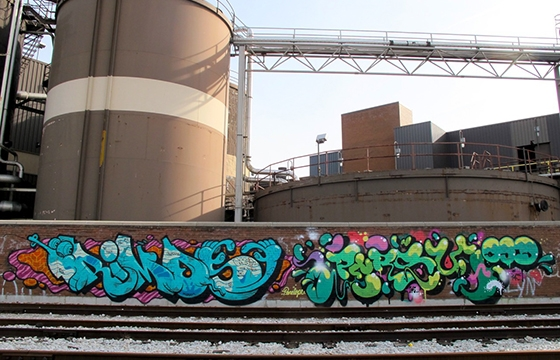 Rime and Persue in Detroit