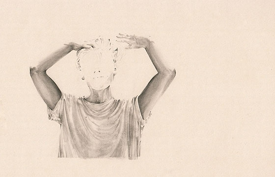 Pencil Drawings by Evie Cahir