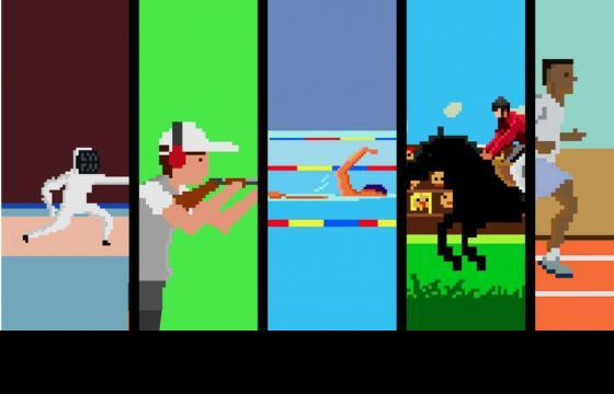 The 8-Bit Olympic Games