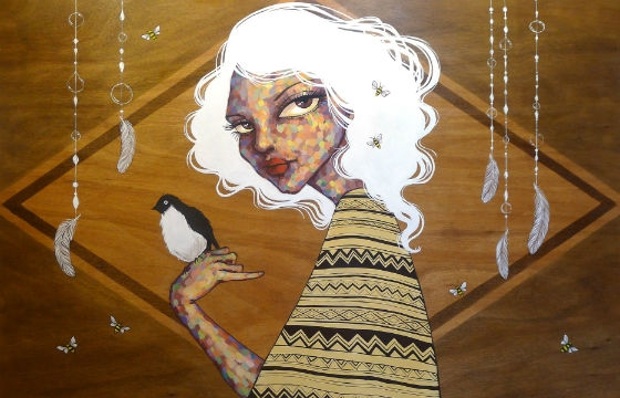 Ursula X Young Solo Show in San Francisco