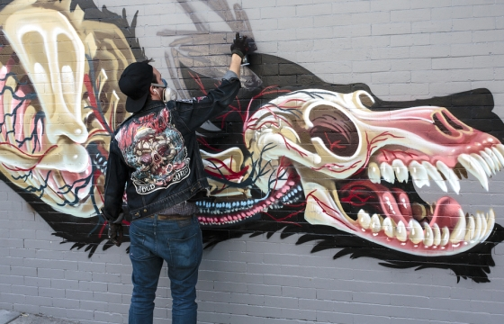 NYCHOS on Haight-Ashbury in SF