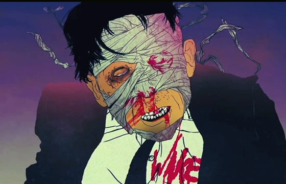 "Boneface Gets Animated for Queens of The Stone Age ""...Like Clockwork"""