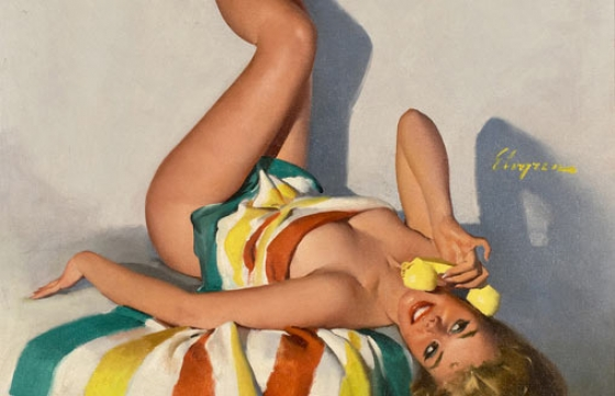 Great American Pinup @ LOUIS K. MEISEL GALLERY, NYC