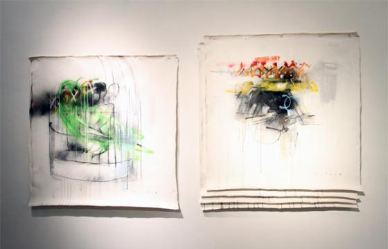 In L.A.: Anthony Lister @ New Image Art