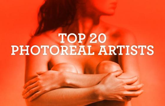 Top 20 Photoreal Artists