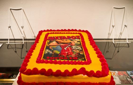 Juxtapoz Turns 18 @ Copro Gallery: The People