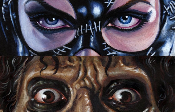 "Jason Edmiston ""Eyes Without a Face"" @ Mondo Gallery, Austin"