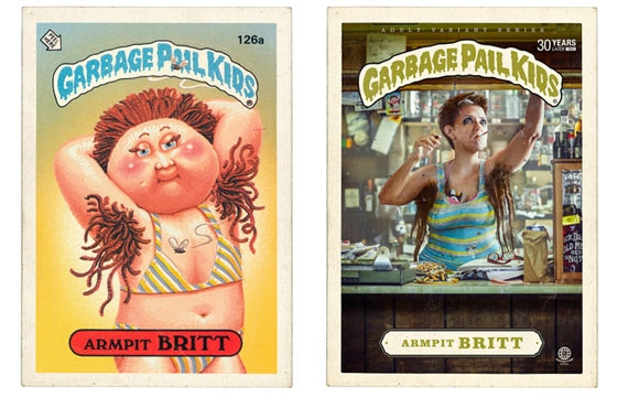 Garbage Pail Kids: Where Are They Now?