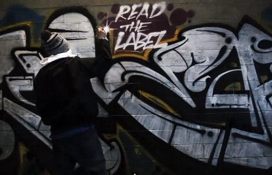 Video: Elmer X Read The Label