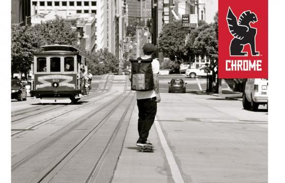 Chrome x FTC Backpack Launch Tonight in San Francisco
