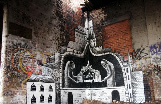 Phlegm in Sheffield, Not Miami