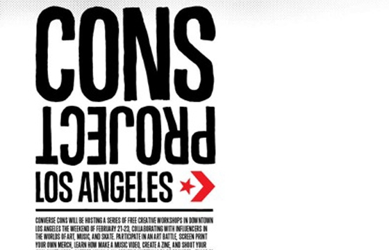 Sign up for Cons Project: Los Angeles