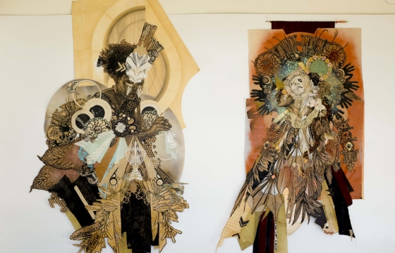 Chandran Gallery & Juxtapoz @ Beach House, Shore CLub South Beach