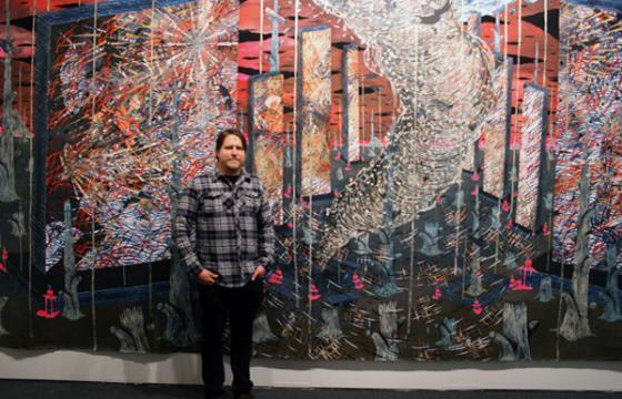 IN L.A.: Art Los Angeles Contemporary opening night