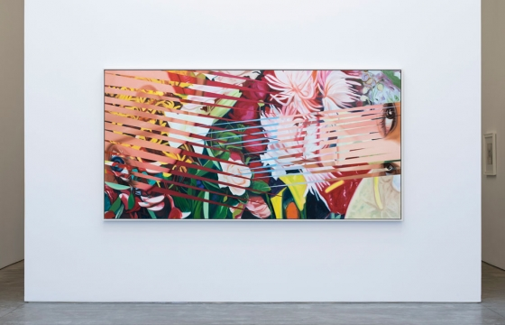 James Rosenquist: Flowers @ Ross + Kramer, NYC
