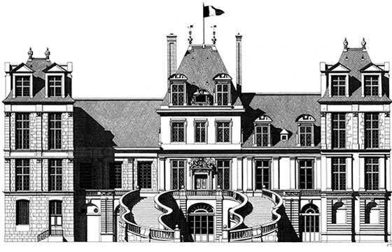 Hand-Drawn Architectural Illustrations by Thibaud Herem