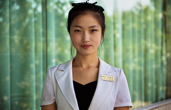 Portraits of North Korean Women