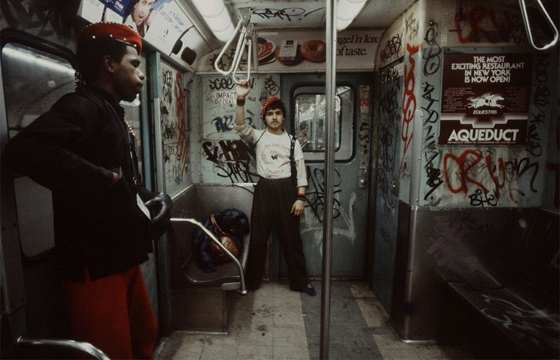 Best of 2014: Christopher Morris's 1980s NYC Subway Photos