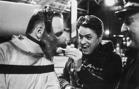 Behind the Scenes Photos From Silence of the Lambs