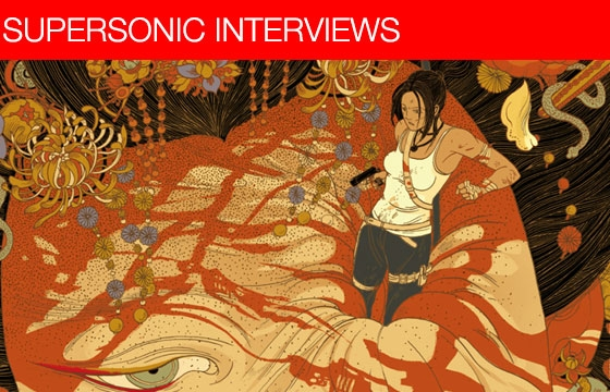 SUPERSONIC INTERVIEWS: Victo Ngai