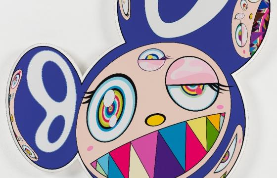 Baka: Takashi Murakami Celebrates His 14th Solo Show with Perrotin In Major New Works in Paris