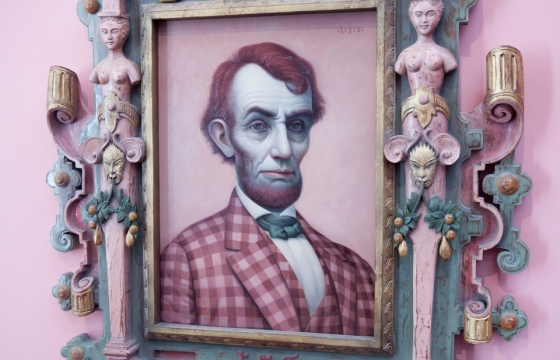 "Opening: Mark Ryden ""The Gay 90s: West"" @ Kohn Gallery, LA"