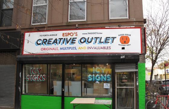 ESPO's Creative Outlet in Brooklyn