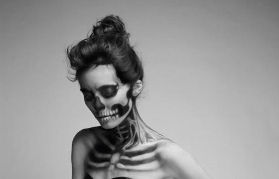 Skeletal Fashion by Pauline Darley