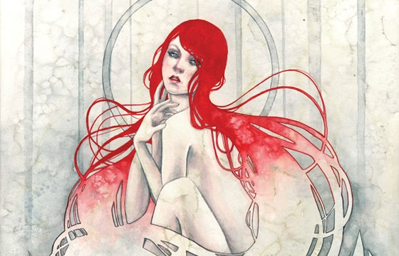 The Work of Kelly Mckernan