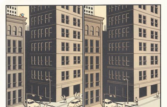 Chris Ware's Social Isolation