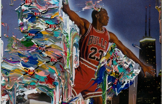 "Devin Troy Strother ""Space Jam"" @ Marlborough Chelsea, NYC"
