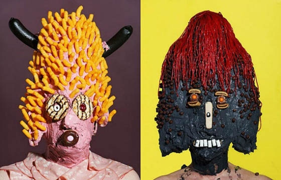 James Ostrer's Junk Food Monsters