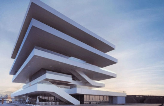 Mesmerizing Animated Architecture GIFs