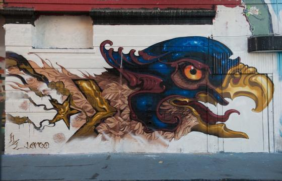 Converse x Juxtapoz: Wall To Wall San Francisco, Brooklyn, & Richmond