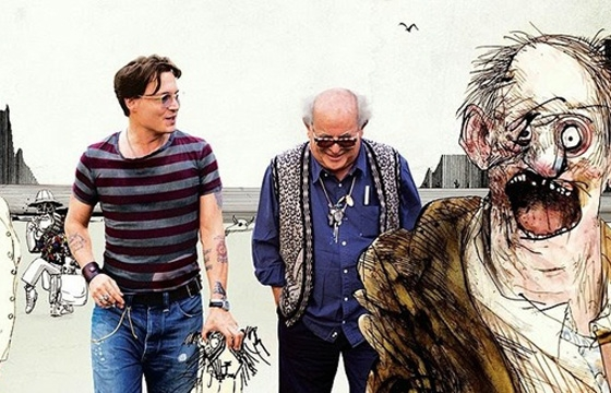 """For No Good Reason,"" a Film About Ralph Steadman"