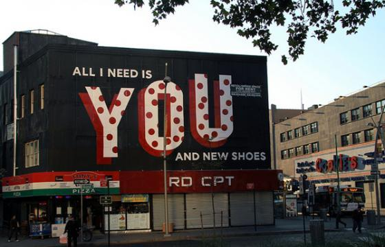 New Steve Powers Mural for Love Letter To Brooklyn