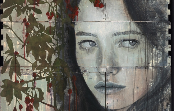 "Rone ""Wallflower"" @ Stolenspace, London"
