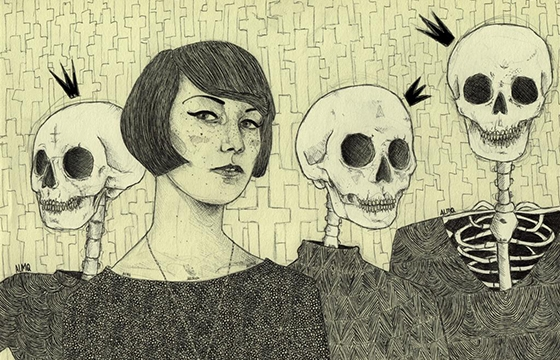 Illustrations by Mapache Salado