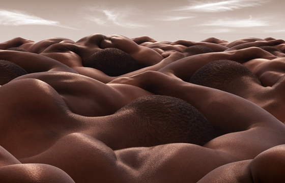 Carl Warner's 'Bodyscapes'